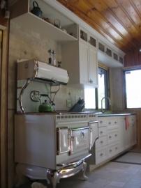 Armoire du cuisine contemporain atelier meuble rustique for Atelier du meuble rustique
