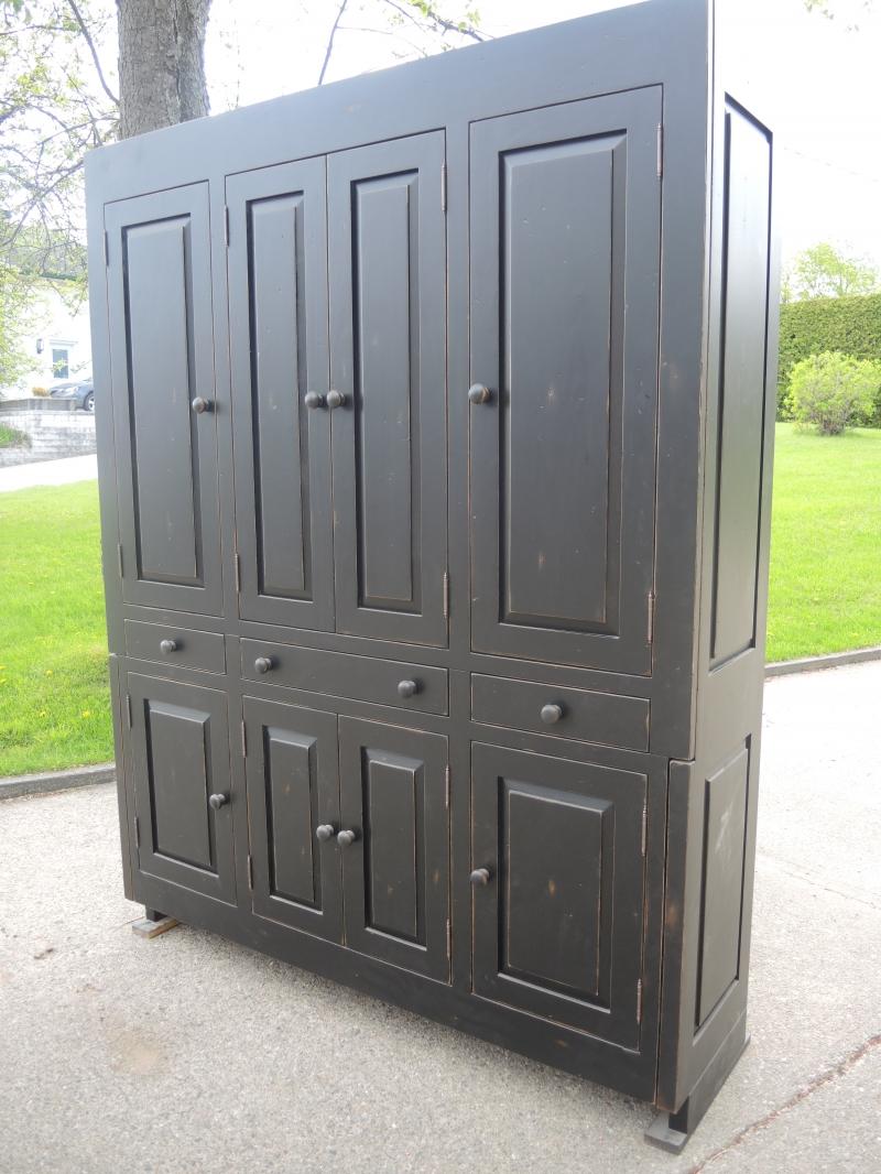 murphy bed atelier meuble rustique. Black Bedroom Furniture Sets. Home Design Ideas