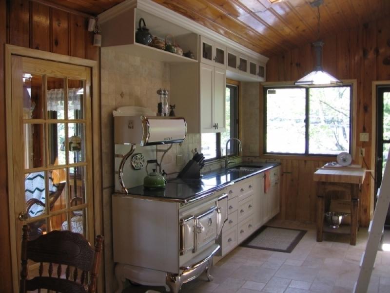 armoire du cuisine contemporain atelier meuble rustique